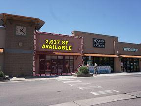 Academy Gateway - 7160 N Academy Blvd