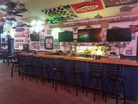 Former Pizzeria, Bar, Restaurant, Property, & Business for Sale - Tonawanda