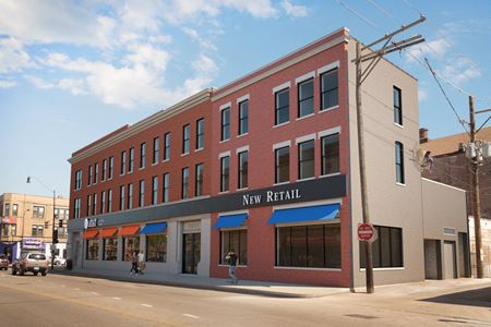 Prime Retail Space Along 18th Street in Pilsen For Lease - Chicago