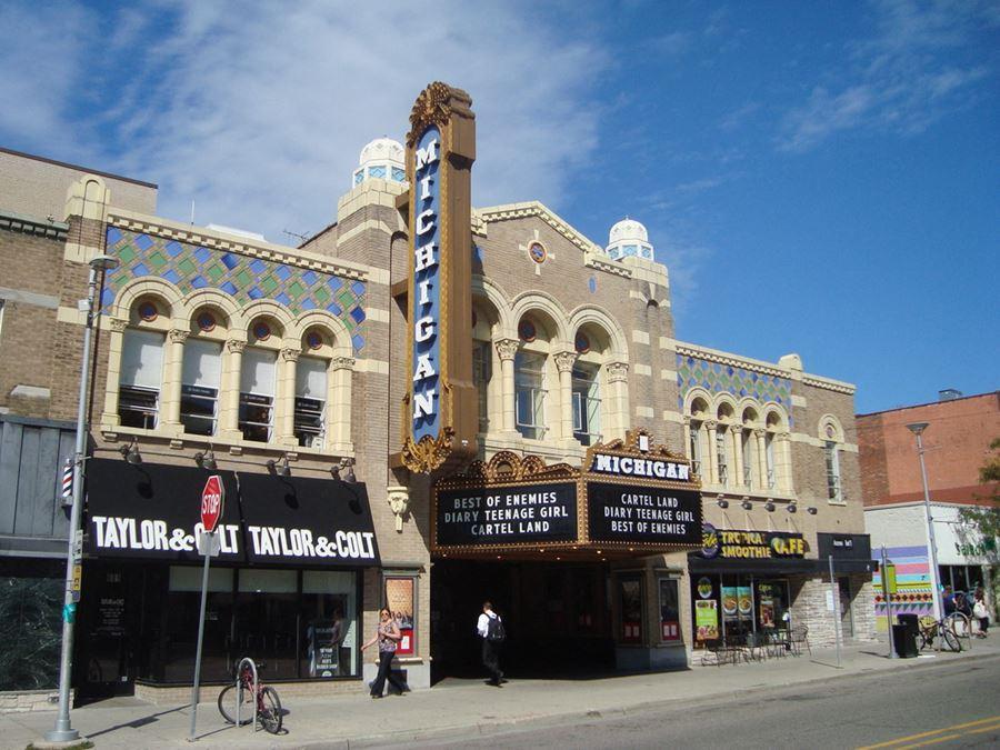 Michigan Theater Building