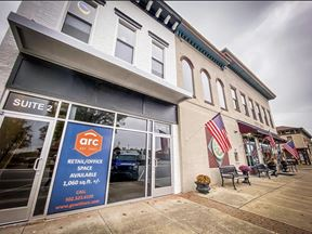 Office/ Retail Space on Charlestown Square