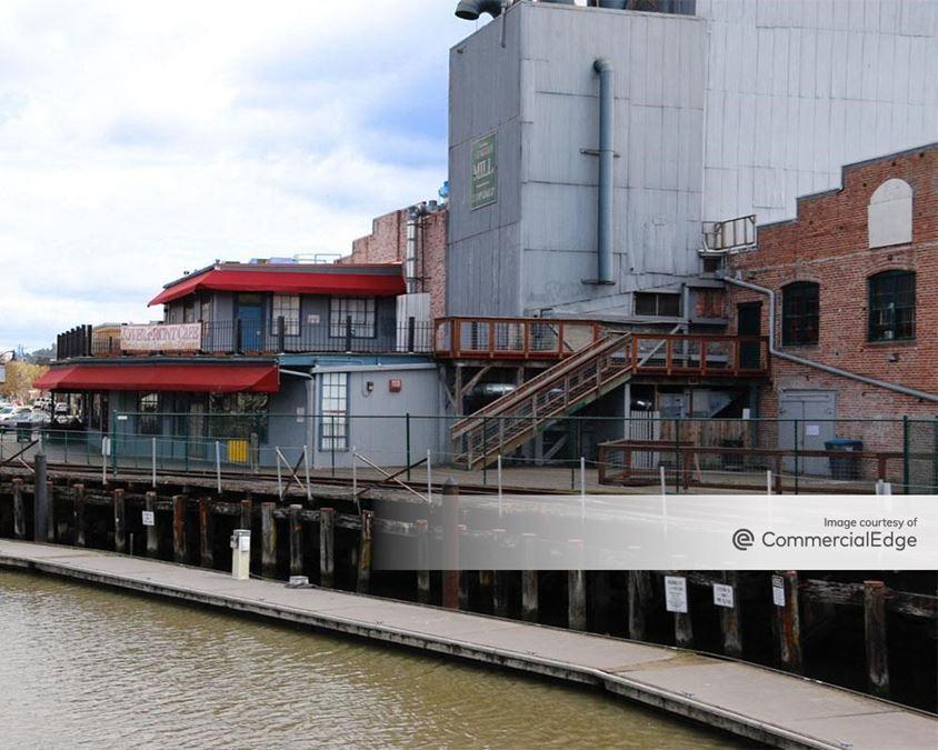 Petaluma River Mill
