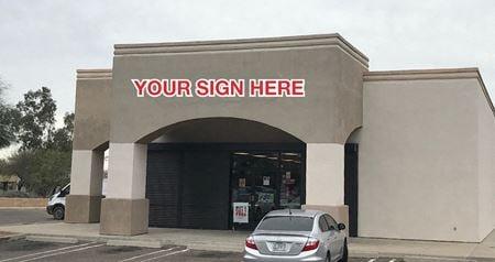 Madera Village Shopping Center - Tucson