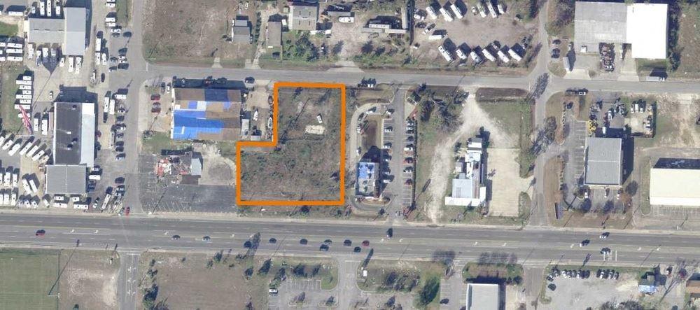 Retail Land Site   W 23rd Street   1.07 +/- Acres