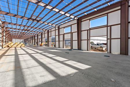 Gateway Industrial Warehouse - Hurricane