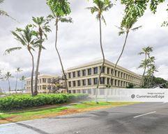 Pali Palms Plaza - Kailua