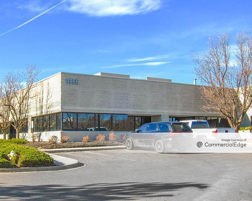 Highridge Office Park - 8955 South Ridgeline Blvd