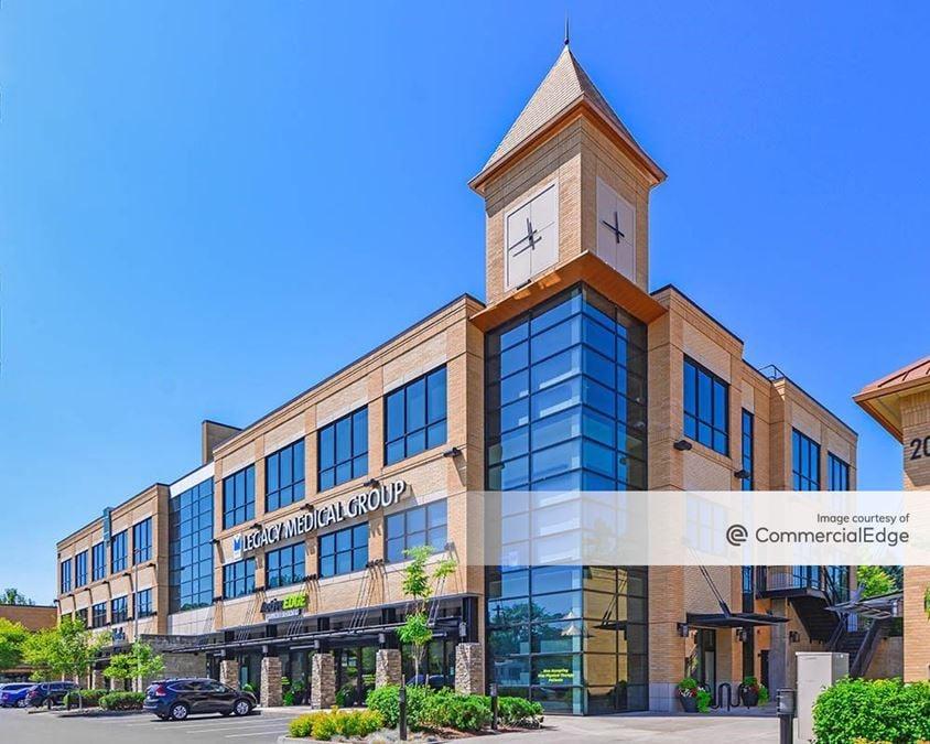 Willamette Marketplace - 2020 Building