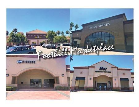 Foothill Marketplace - Rancho Cucamonga