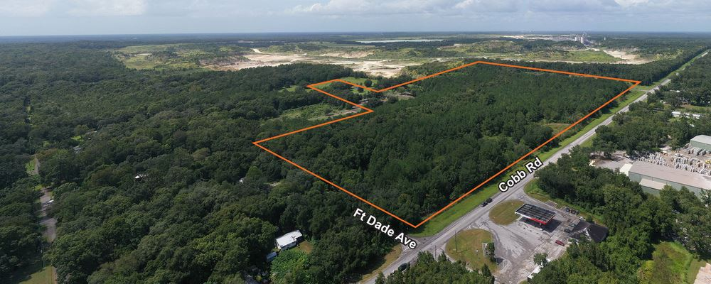 40 Acres Single Family Residential Development - Suncoast Pkwy / SR 50