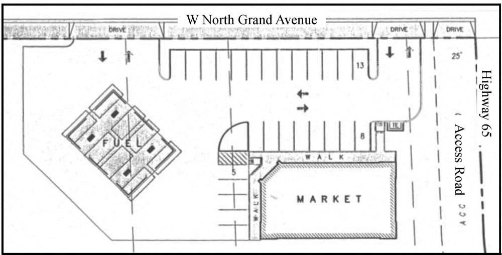 Commercial Land near Highway 65/North Grand For Sale/Lease/BTS