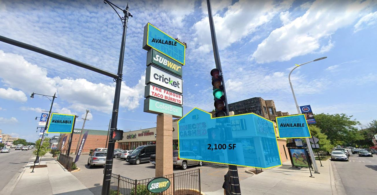 3601 N. Western Ave, Chicago IL