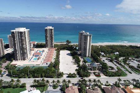 For Sale: ±3.3-Acre Prime Beachfront Development Site - Singer Island