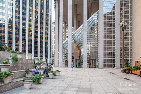 Restaurant Opportunities Available In The Heart of the Financial District