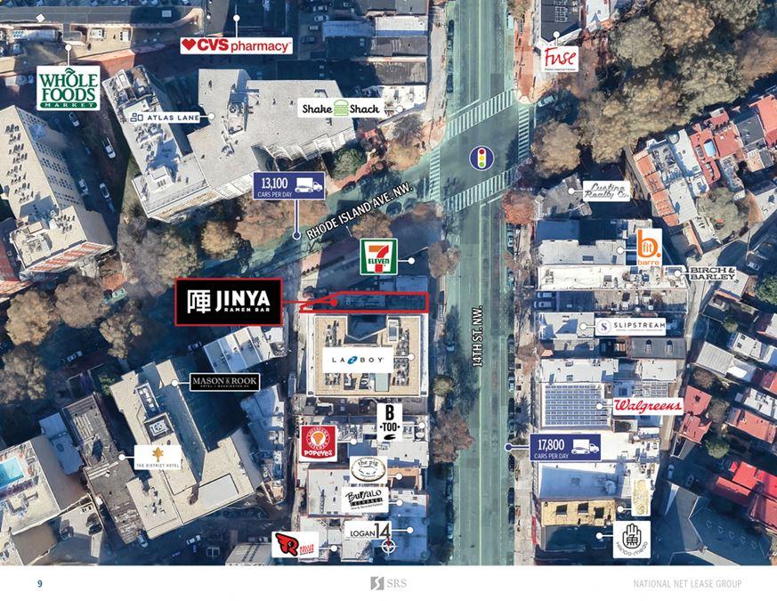 Washington D.C. - Jinya Ramen Bar