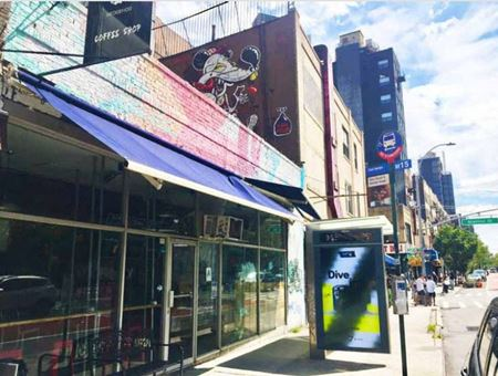 182 Allen Street - New York