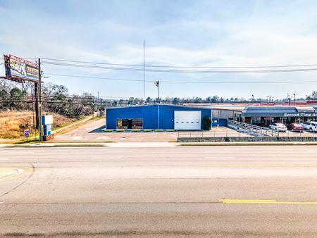 19K SF Washington Rd. Flex/Retail | Augusta, GA - Martinez