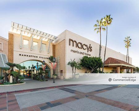 Manhattan Village Shopping Center - Manhattan Beach