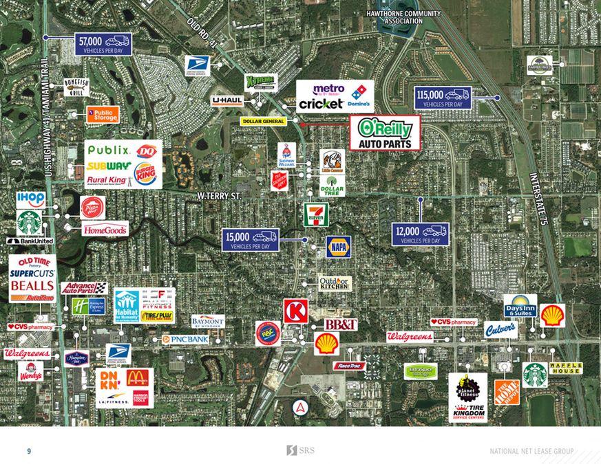 Bonita Springs, FL - O'Reilly Auto Parts