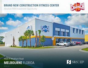 Melbourne, FL - Crunch Fitness - Melbourne