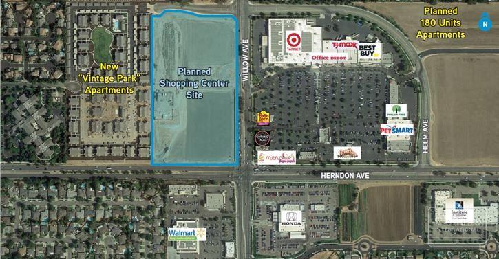 Planned Shopping Center