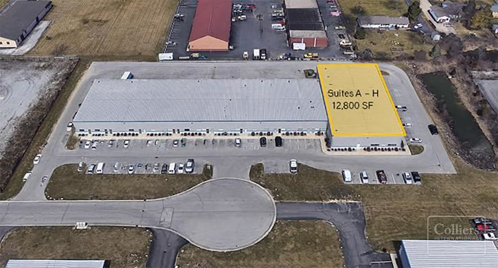 Rare Owner-Occupant Industrial Investment Opportunity