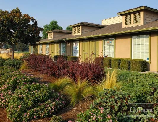 A Fully Leased Office Investment in Clovis, CA