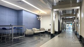 Connected to Everything — Class A Office Space in the heart of downtown