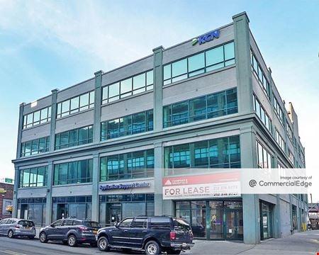 The Lion Match Building  - Long Island City