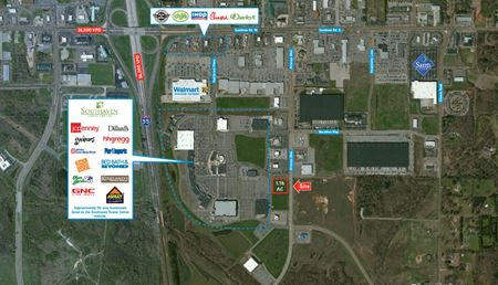 1.76 Acres of Commercial Land Offered at $695,000 in Southaven, MS For sale - Southaven