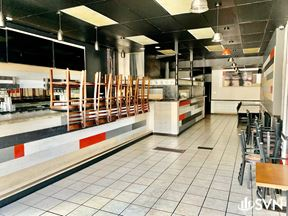 Fully Equipped Downtown Restaurant For Lease - Richmond