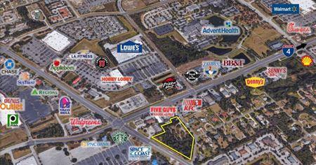 Orange City Retail Development Opportunity- For Sale or Build to Suit - Orange City