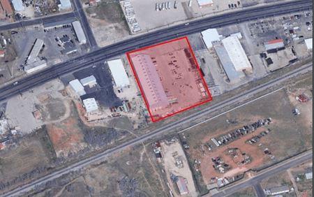 32,500 SF Warehouse/Office on 2.9 AC - Odessa