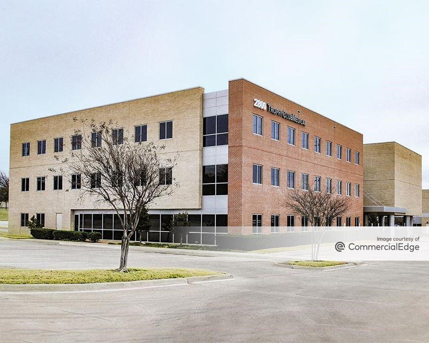 Baylor Medical Center of Trophy Club - Trophy Club Medical Plaza