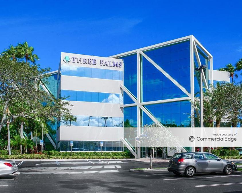 Three Palms Center