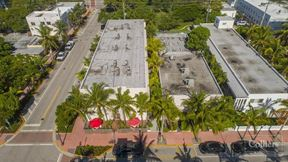 Beautifully Built-Out Space on Collins Avenue