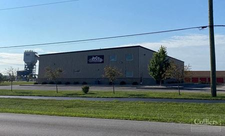 Free-standing Industrial Opportunity Available - Franklin