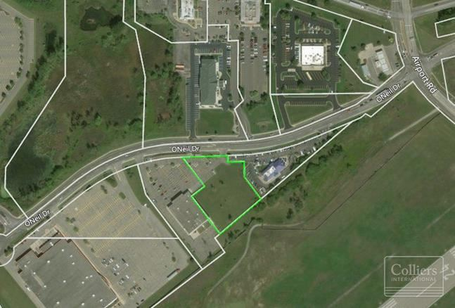1.83 Acres Vacant Land - O'Neil Drive