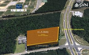 Opportunity Zone | Veterans Memorial Drive - Signalized Corner | Hattiesburg, MS - Hattiesburg