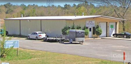 DeSoto Industrial Submarket - 2 Buildings Totaling 12,548 SF on 20+/- AC for Sale - Southaven