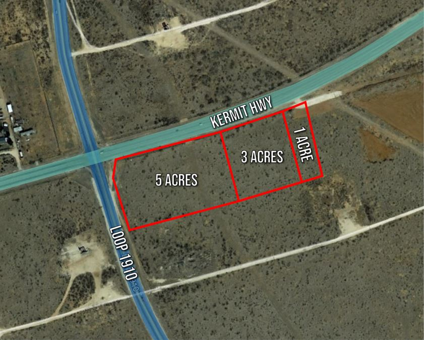 Development Opportunity in Andrews - 9 Acres Raw Land