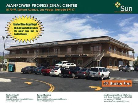 Manpower Professional Center - Las Vegas