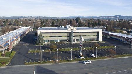 Redwood Plaza Clock Tower - Spokane Valley