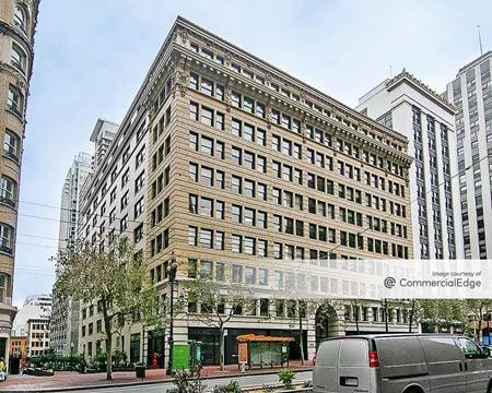 The Monadnock Building - San Francisco