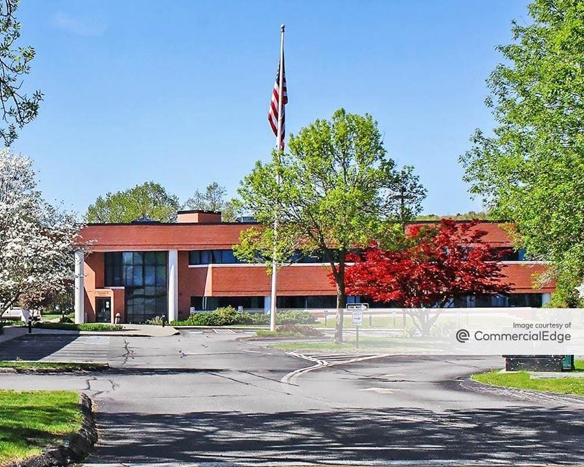 Crossroads Office Park - 680 Mechanic Street