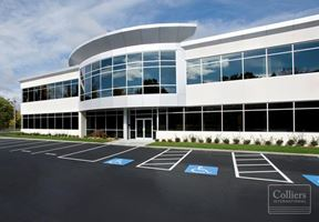 41,640 SF Building Available in Burlington MA