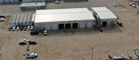 26,353 SF Industrial Building on 9.92 AC - Williston