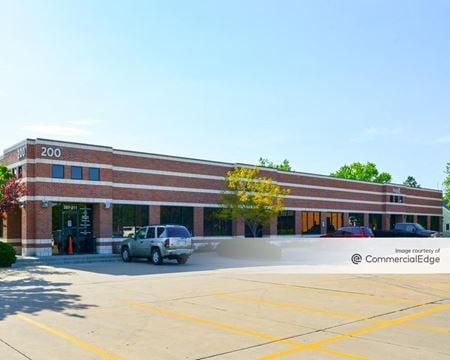 Northrock Business Park - Buildings 100, 200, 300, 400, 500, 600 & 700 - Wichita