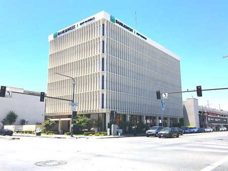 Bank of the West Building - Fresno