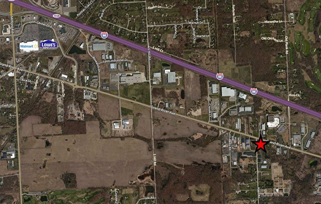 2.34 Acres Haas Road